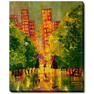 Justyna Kopania 'Rain' Fine Art Print
