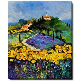 Pol Ledent 'Provence 561140' Fine Art Print