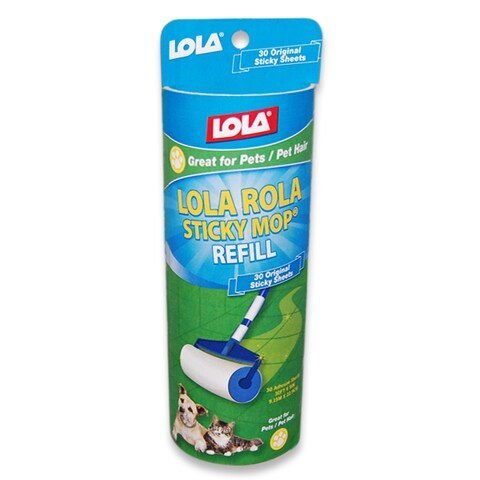 Lola Rola Sticky Mop Refill (Pack of 6)