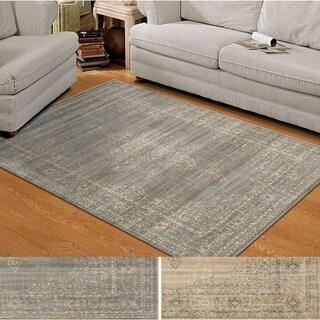Admire Home Living Corina Medallion Area Rug (2'2 x 7'7)