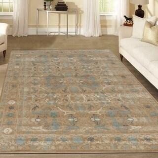 Admire Home Living Corina Tabriz Area Rug (5'3 x 7'3)