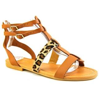 Nine West Women's 'Bocce' Leather Sandals