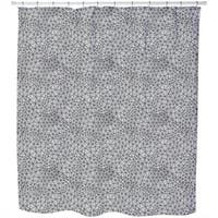 Cell Structure Shower Curtain