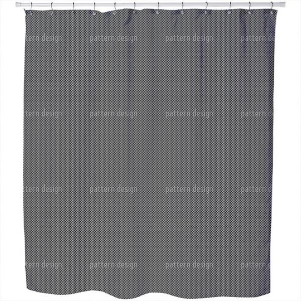 Carbon Texture Shower Curtain
