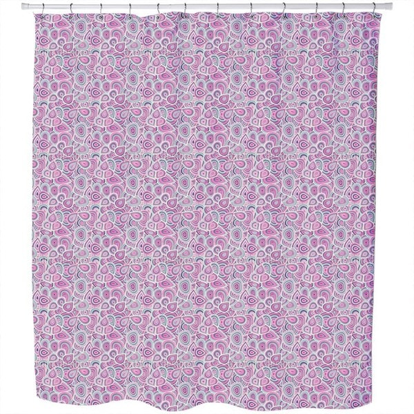 Candy Variations Shower Curtain