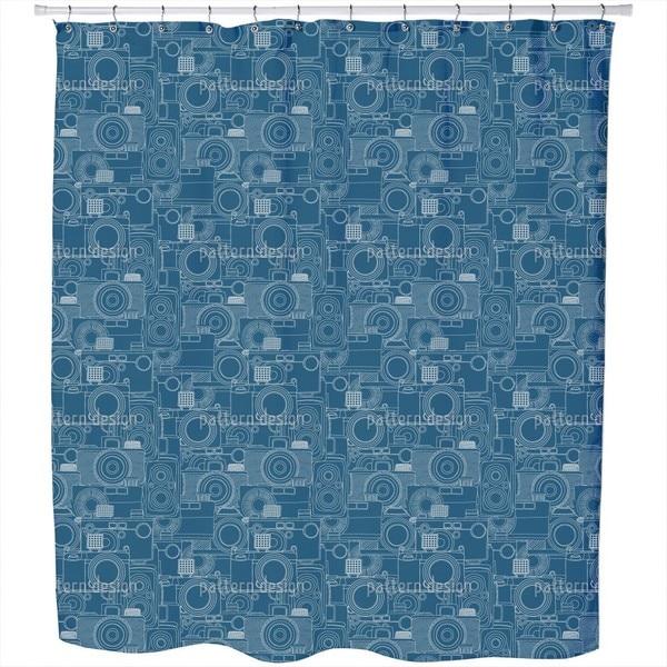 Camera Shop Shower Curtain