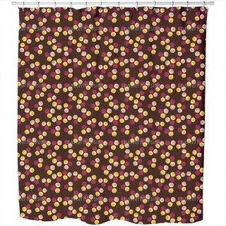Berry Mix Shower Curtain