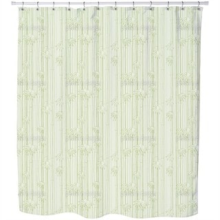 Bamboo Woods Shower Curtain