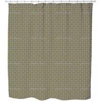 Bamboo Classic Shower Curtain