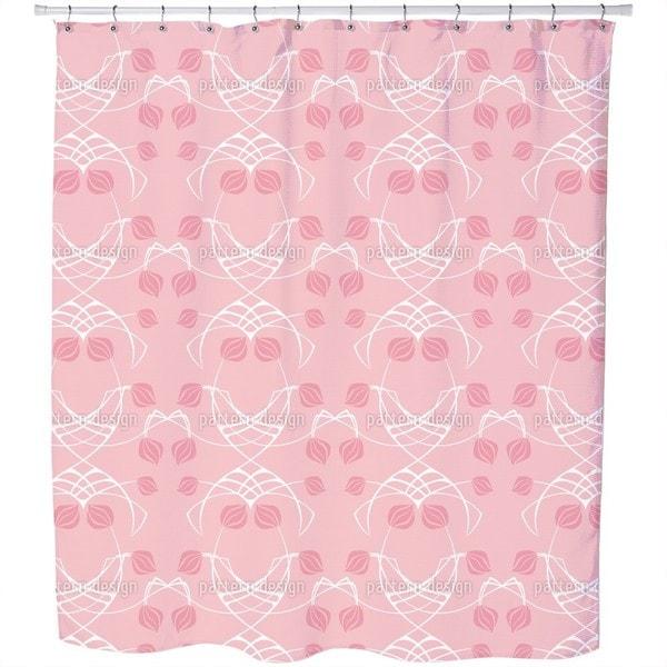 Arwens Dream Rose Shower Curtain