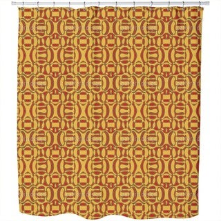 African Surprise Shower Curtain