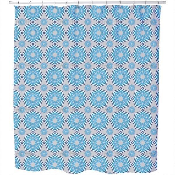 Crystalo Shower Curtain
