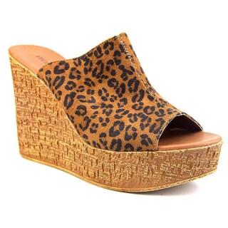 Nine West Women's 'Lilahol1' Faux Suede Sandals
