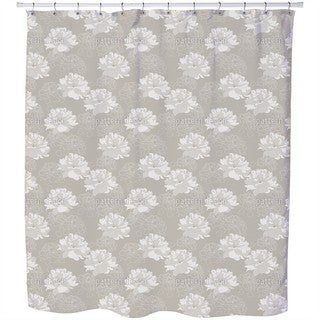 Come Rosy Come Shower Curtain