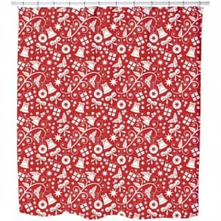 Christmas Preparations Shower Curtain https://ak1.ostkcdn.com/images/products/11620337/P18556059.jpg?impolicy=medium