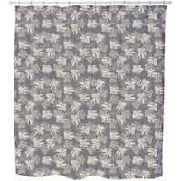 Acacia Leaves Shower Curtain