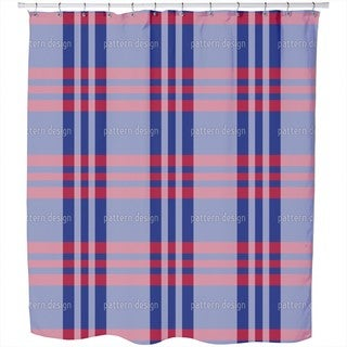 Aberdeen Tartan Classic Shower Curtain