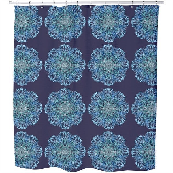 Detail Obsession Shower Curtain