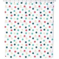 Dot Reef Shower Curtain