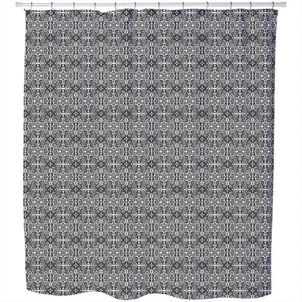 Dreaming About Old Times Shower Curtain