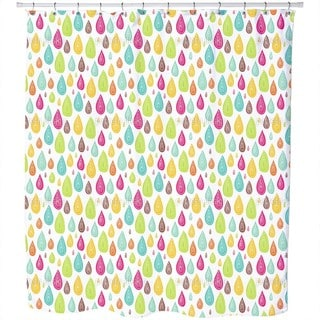 Drop Drop Shower Curtain