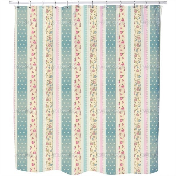 Exquisa Shower Curtain