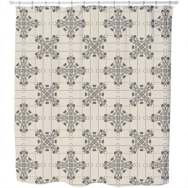 Filigrano Shower Curtain