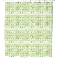 Floral Eight Times in Spring Shower Curtain