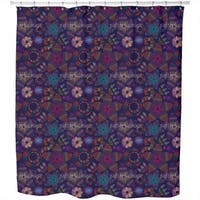 Flowerdance Shower Curtain
