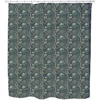 Flowers of Lothlorian Shower Curtain