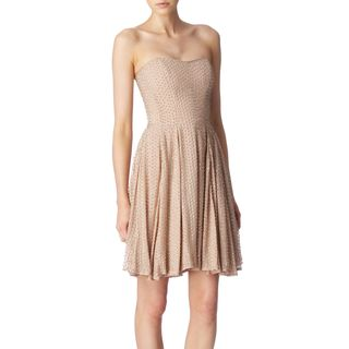 French Connection Sequin Sunspark Dress