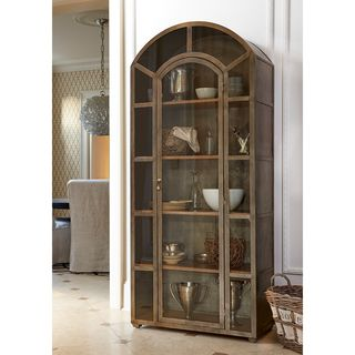 Moderne Muse 'All That' Cabinet in Aged Iron Finish