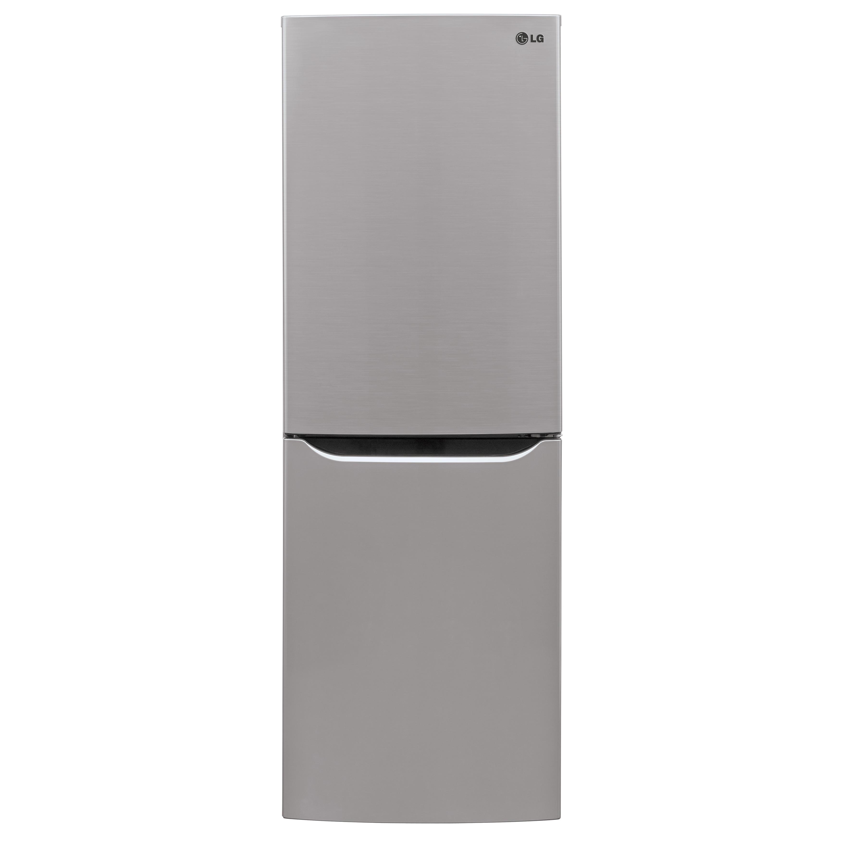 LG LBN10551PS Large Capacity 2 Door Bottom-Mount Refriger...