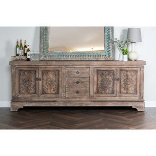 Allen Rustic Taupe Reclaimed Pine 106-inch Sideboard by Kosas Home|https://ak1.ostkcdn.com/images/products/11621112/P18556693.jpg?impolicy=medium