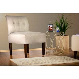 MJL Furniture - Samantha Button Tufted Sachi Accent Chair