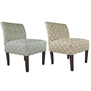 MJL Furniture - Samantha Button Tufted Cott-Ashton Accent Chair