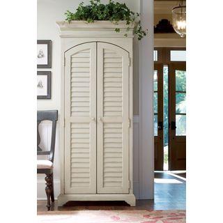 Paula Deen Home Utility Cabinet in Linen Finish