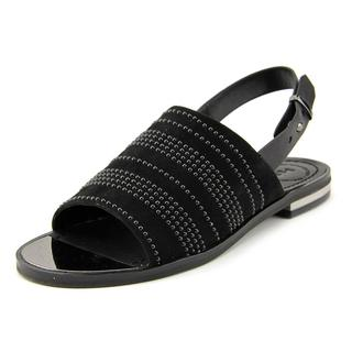 French Connection Women's 'Happy' Regular Suede Sandals