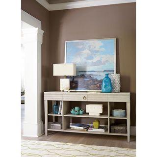 Universal Furniture California Console Table in Malibu Finish