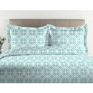 St. Charles 300 Thread Count 100-percent Cotton Duvet Set