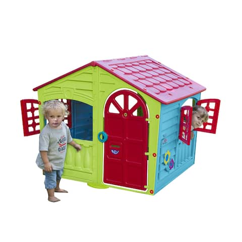 Pal Play House of Fun - 51in L x 43in W x 45in H