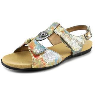 Vaneli Sport Women's 'Nerine' Leather Sandals