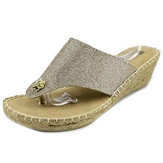 White Mountain Women's 'Baywatch' Fabric Sandals