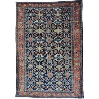 Antique Persian Sultanabad Oversize Good Cond Rug (10'10 x 15'6)