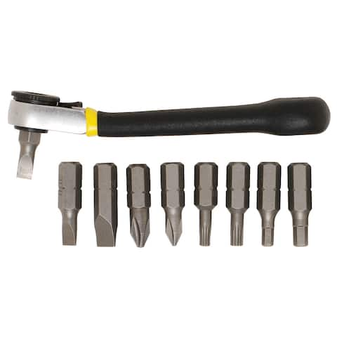 General 80075 9 Piece Screwdriver Set