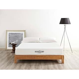 bohemian bedroom furniture. Aveline 8 inch Gel Infused Memory Foam Full size Mattress Bohemian Bedroom Furniture For Less  Overstock com