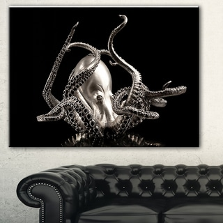 Thumbprintz Octopus Indoor Outdoor Deocrative Throw