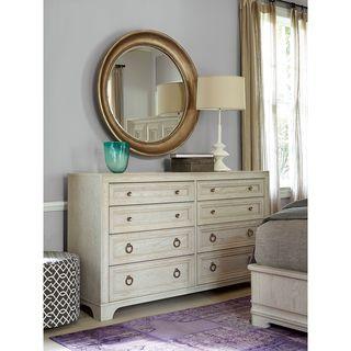 Universal Furniture California Round Mirror