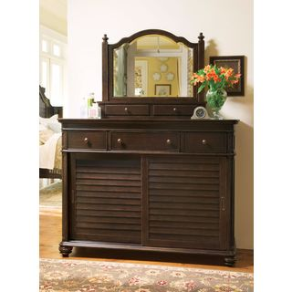 Paula Deen Home The Lady's Dresser in Tobacco Finish