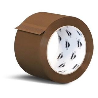 1620 Rolls Brown Tan Carton Sealing Packing Tape Shipping 2-inch x 110 Yards